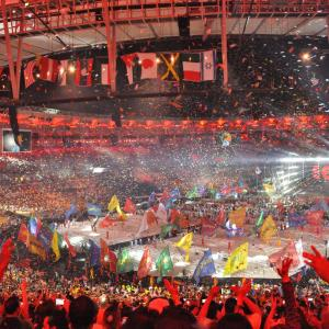 オリンピックの思い出『東京キャラバン in リオデジャネイロ2016』