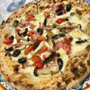 【綾羅木】Orso Bar Napoletana(オルソバールナポレターナ)に行ってきました!【南イタリア料理】