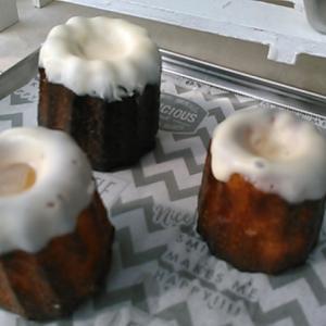 オーヤマくんbで「ホワイトチョコ✩カヌレ」ホワイトチョコアレンジ、おすすめのカヌレ型、作り方、ホワイトデーに♡