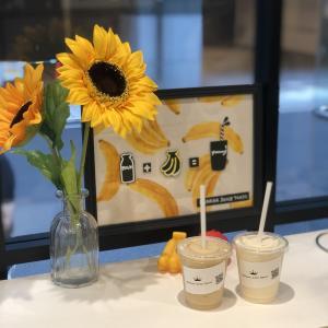 【散策】東京散策①~BANANA JUICE TOKYOに行ってきました。