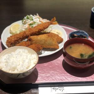 【散策】東京散策④~府中のすしダイニング『鈴音(chirin)』のミックスフライ定食を食べました。