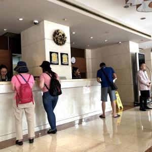 【旅行】ベトナムへの旅①~パレスホテルサイゴン(ホーチミンシティ)に宿泊
