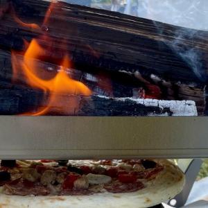 【YOKA】COOKING FIRE PIT を使ってみた。 焚火料理の巻