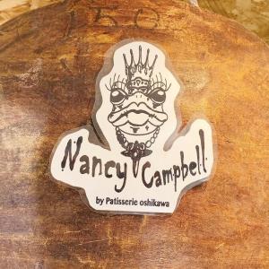【開店】お菓子屋さんのNANCY CAMPBELLナナイロ店がオープンしている