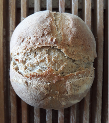 大型パン「カンパーニュ」作り攻略法