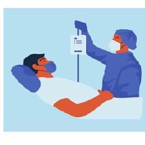 クローン病!奮闘記30代編⑨ 在宅中心静脈栄養2度目の感染