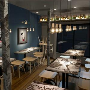 11月19日インスタ映え内装とメニューのキッチン マーレブル が開店したよ|大宮で大繁盛店(ビストロひいき屋)の姉妹店!