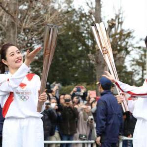 足立区の東京2020オリンピック聖火リレーの開催日時とコースが判明!竹の塚交差点(午後4時54分出発予定)