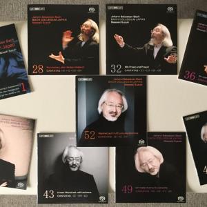 バッハ 教会カンタータ全集で最高の演奏を実現した鈴木雅明とBCJ