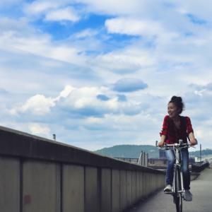サイクリングで、、器の小さい私・・~40代HSP主婦日記~
