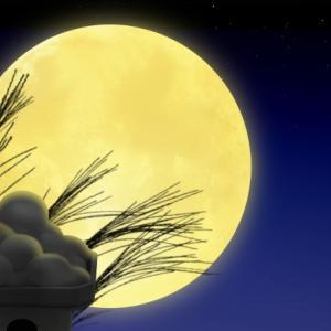 中秋の名月・・満月に幸せを想う~40代HSP主婦日記~