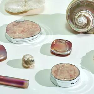 中国コスメ『Joocyee / ジューシー』の貝殻シリーズがかわいい。リップ・チーク・ハイライトを買ってみました。