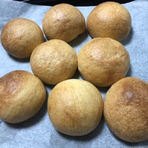 家にいる時間が増えたのでパン作り