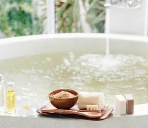 正しくお風呂でリラックス効果-博多 脱毛-