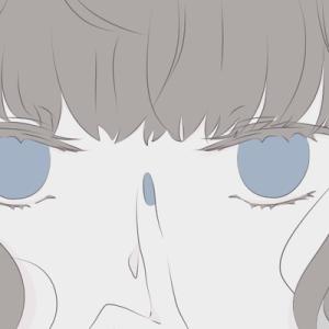 青い目の少女