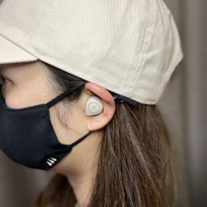1万円以下「ag TWS08Rレビュー」高音質・軽量・シンプルなワイヤレスイヤホン