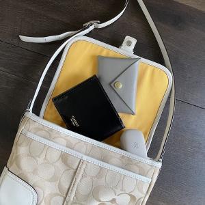 【理想の財布】ミニマリストになりたい30代女性のシンプルな財布