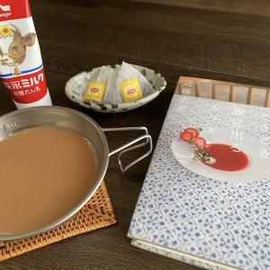 """""""香港式ミルクティー""""と""""凍檸茶""""小説ときどき旅に出るカフェのドリンクを再現"""