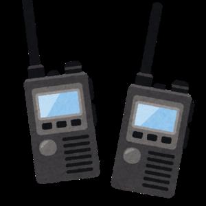 デジタル小電力コミュニティ無線(以下、LCR)の長所と短所
