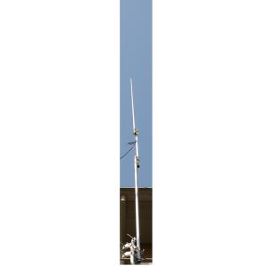 デジタル簡易無線(以下、DCR)無指向性アンテナSE350、設置の軌跡