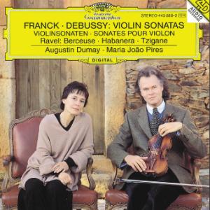 フランク ヴァイオリン・ソナタ デュメイ&ピリス