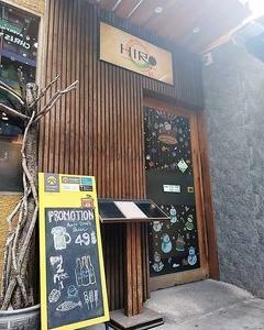 【麺】年越しはバンナーの日本料理店「HIRO」さんのラーメンで♪