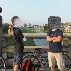 滋賀から福岡まで自転車旅行した話①