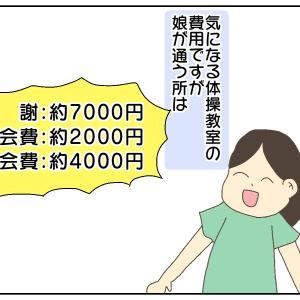 初めての習い事どうするか(おまけ)〜お金の話〜