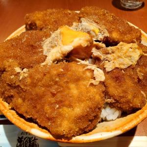 レストランさかえ@西尾でスペシャルカツ丼