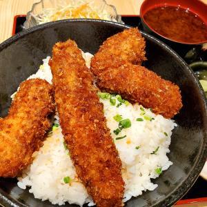 わだ泉 柳橋店で大・醤油カツ丼