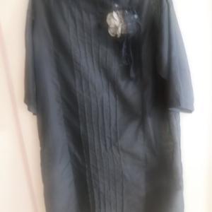 舅・姑の着物をリメイクしてもらった。