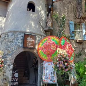 今月の15日にオープンした「ロゼッタカフェ」