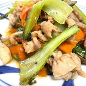 豚肉と野菜の中華炒め