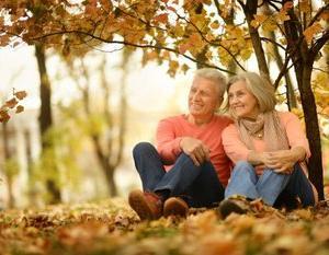 伴侶がいることの幸せ