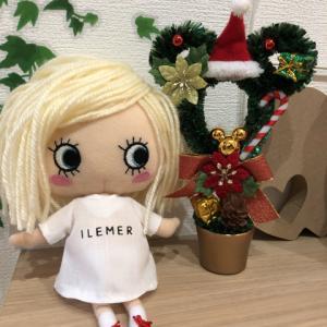 クリスマス限定のイーマリーちゃん