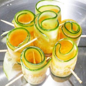 ディスコのきゅうりレシピをOKバブリーアレンジ