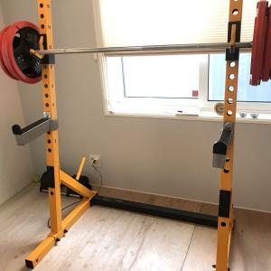 家トレで高重量を扱う場合の床の補強について