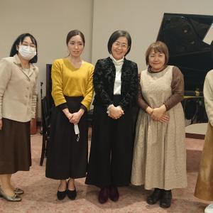 第10回ピアノサークルボヌール開催