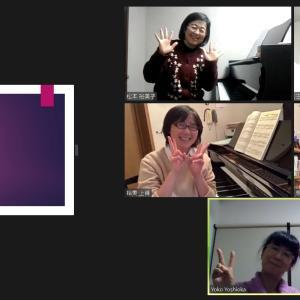 ピアノサークルボヌール開催