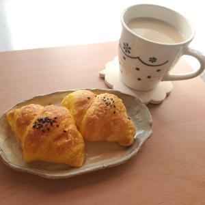 【おはようございます】ミルクたっぷりカフェオレ