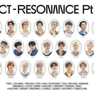 NCT 2ndアルバム『RESONANCE Pt.2』楽曲と参加メンバー