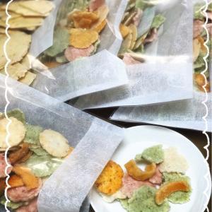 【1000円ぽっきり】リピ買い決定❣️海鮮ミックスせんべい