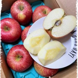 【かめあし商店】葉とらずりんごが美味しすぎ💛