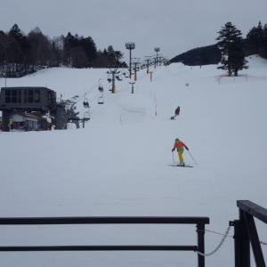 6回目のスキーは丸沼高原スキー場