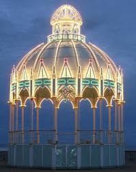 2020年「神戸ルミナリエ」代替イベント/ 光の聖堂「カッサ・アルモニカ」12/4~13・東遊園地でのライトアップ