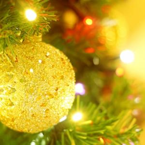 クリスマスの飾りにある意味/癒しと幸せ