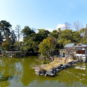 【京都御苑】平清盛ゆかりの厳島神社へ