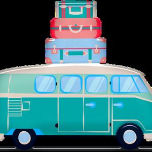 ハイエースキャンピングカーで、変化した荷物事情!~思いつきのお出かけでも楽ちん~
