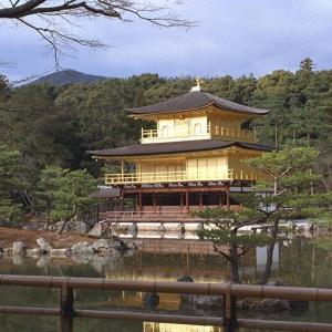 金 閣 寺