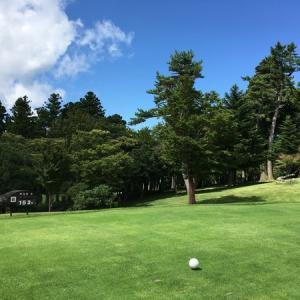 【天城高原ゴルフコース】に行ってきました!